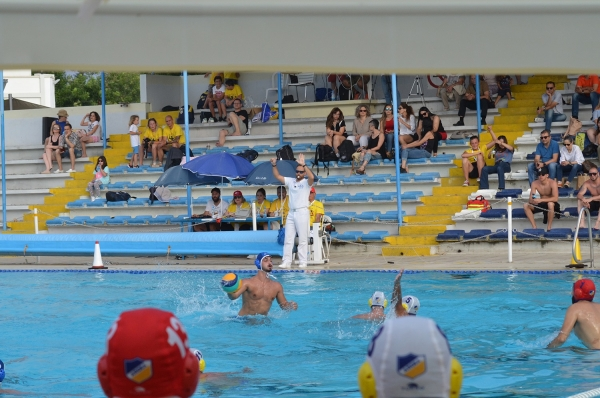 APOEL Nicosia and Kópé Uvse will battle for the 3rd Nicosia International Waterpolo Cup