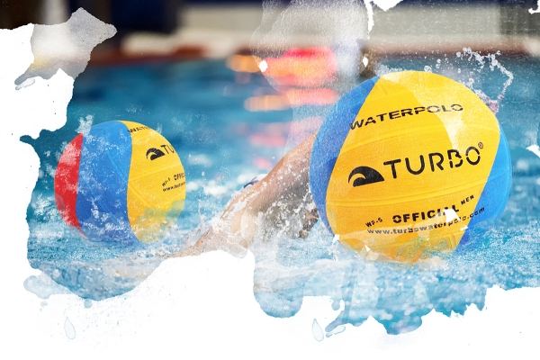 Turbo: Η επίσημη μπάλα του Nicosia International Waterpolo Cup